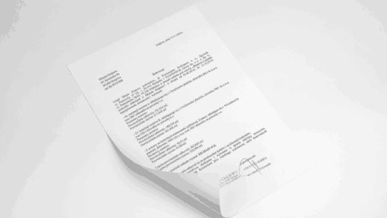 A4 Paper PSD MockUp 2