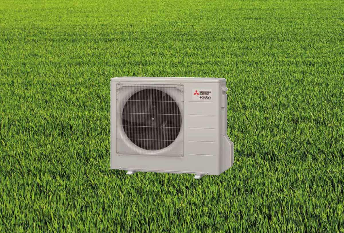 Pompy ciepła - jednostka zewnętrzna | Flexipower Group